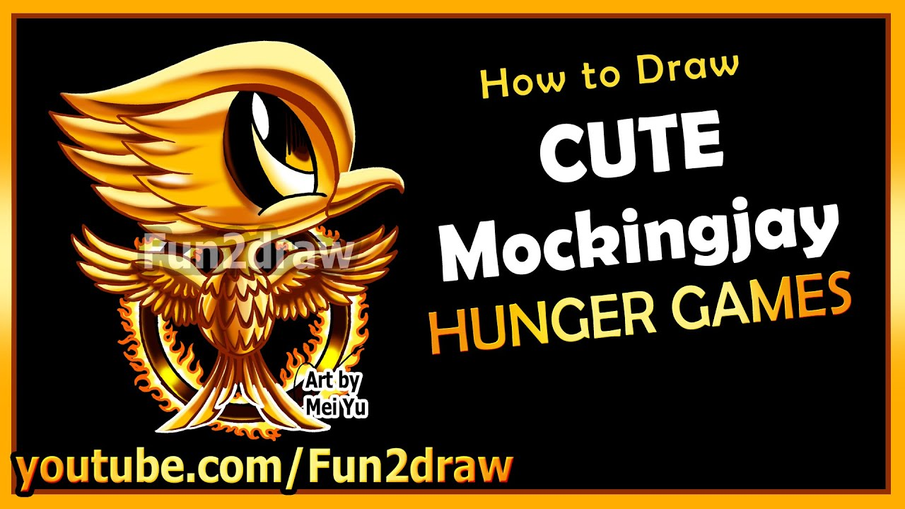 Cute Mockingjay Hunger Games