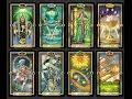 Tarot Cards, Runes And Crystal Balls