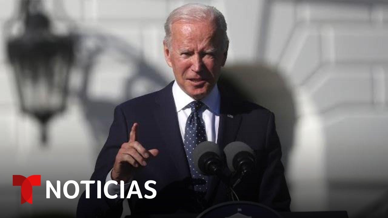EN VIVO: Joe Biden conmemora el décimo aniversario del monumento a Martin Luther King Jr.