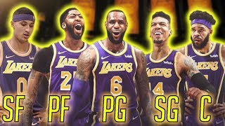 Ranking The Top 10 Starting Lineups In The Nba