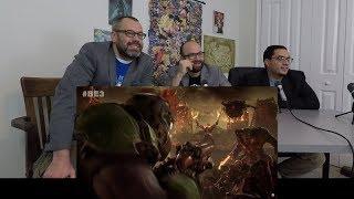 Reaction: Doom Eternal (E3 2018 Bethesda Press Conference)