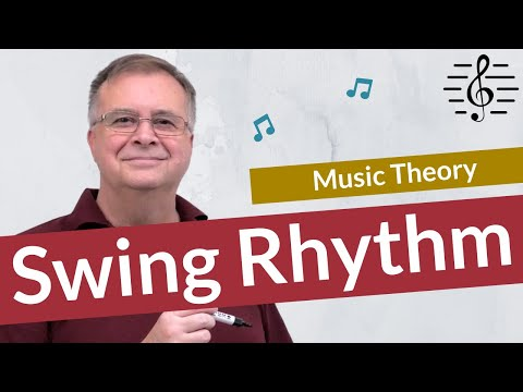 Swing Rhythm Explained Music Theory Youtube