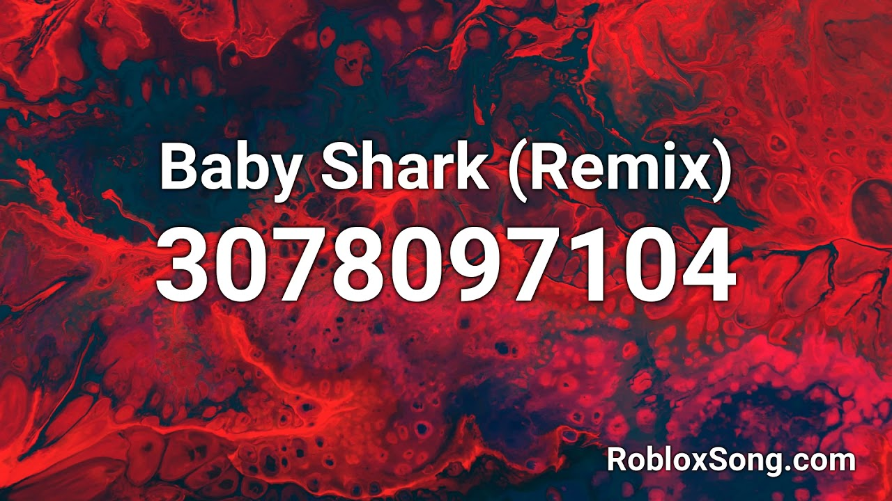 Baby Shark Remix Roblox Id Roblox Music Code Youtube