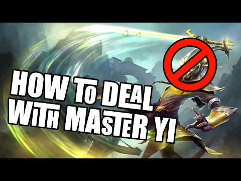How to deal with Yi