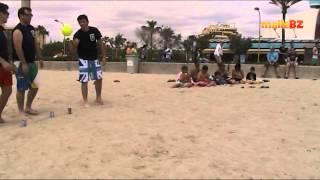 Spiel 4  - malleBZ Flunkyball Turnier - 26-5-2013