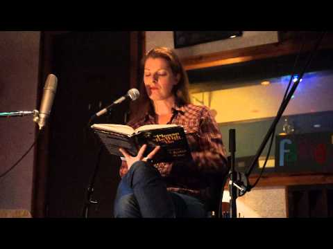 Galadrielle Allman Reading at FAME Studios