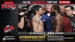 🚨🇵🇭Manny Pacquiao vs 🇺🇸Adrien Broner Live Fight 💭 Chat 🔥🔥🥊