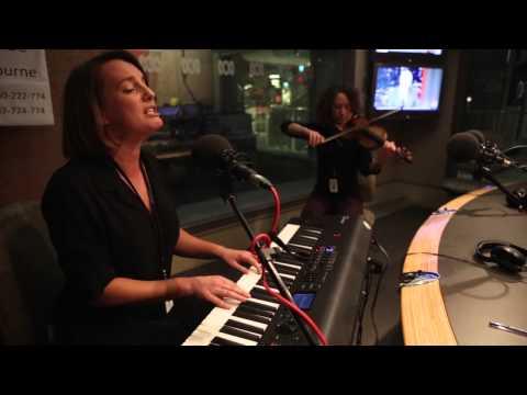 Lydia Goldthorpe - Secret Sculptures Go (Live) - ABC Radio 774 (Australian Broadcasting Corporation)