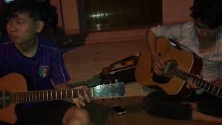 sầu tím thiệp hồng solo ghitar