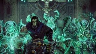 Darksiders II: Death Comes for All - AU
