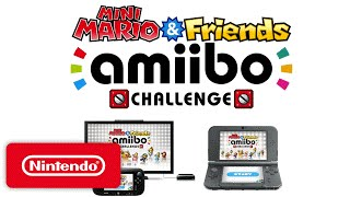 Mini Mario & Friends: amiibo Challenge – Objects Introduction
