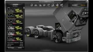 Full Tuning mod for all trucks by KaptaN_38