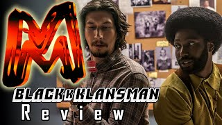 Blackkklansman Miscast Movie Review - A Spike Lee Joint - SPOILERS