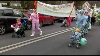Belcoo Blacklion St Patricks Day parade