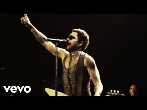 Lenny Kravitz - Are You Gonna Go My Way - Live From The Bercy Arena, Paris / 2014