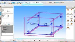6. Построение эластичного ящика накладного в БМ 10