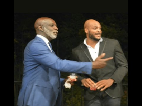 Peter Thomas & Matt Jordan FIGHT in North Carolina #RHOA (Video Footage)