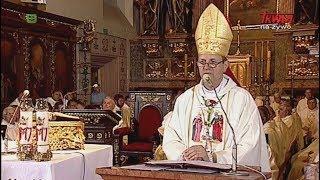 Homilia ks. abp. Tadeusza Wojdy wygłoszona w Kaliszu