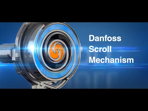Danfoss Cool | Scroll Mechanism | Engineering Cooling Solutions For Tomorrow