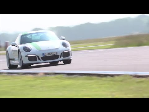 Porsche 911 R Walkaround With Chris Harris - Top Gear