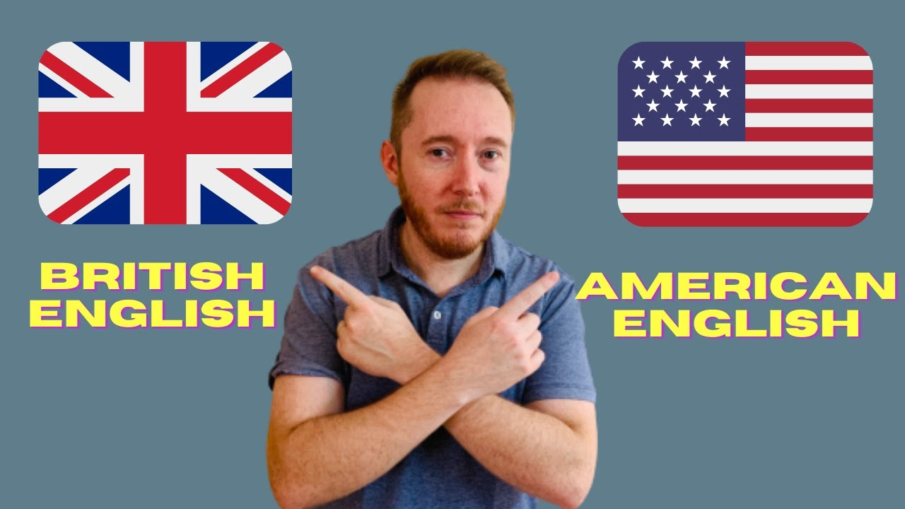 British English vs American English: फर्क क्या है भाई? | Comparison of British and American terms