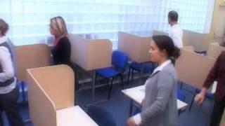 Vidéo TOEIC - test d'anglais professionnel