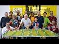 Futebol de Botão com o Clube Tamo Junto