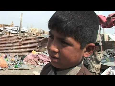 Slum Stories: Afghanistan - An 8-year old breadwinner