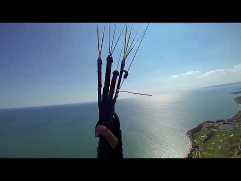 Topola paragliding  Magic  summer day to fly