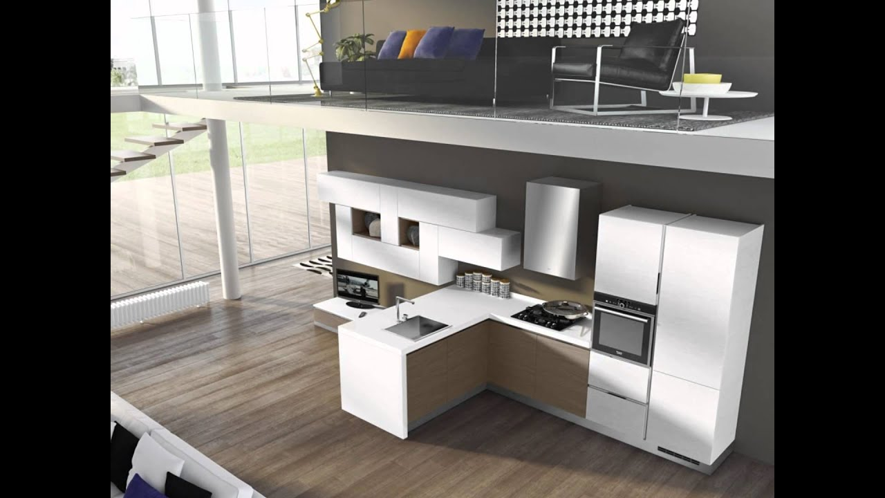 Cucine moderne.wmv - YouTube