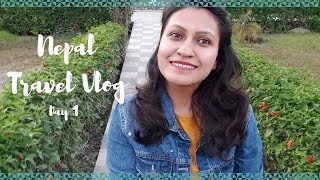 Nepal Travel Vlog day 1 | Niki's Diary travel | Pokhara Visit