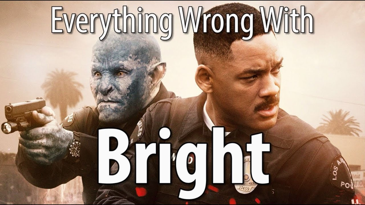 Download Everything Wrong With Bright In 15 Minutes Or Less