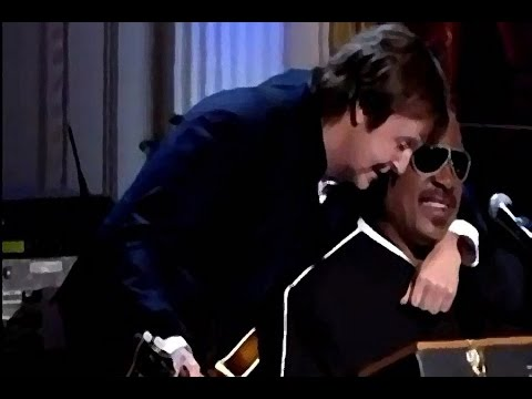 Ebony & Ivory - Stevie Wonder & Paul Mc Cartney
