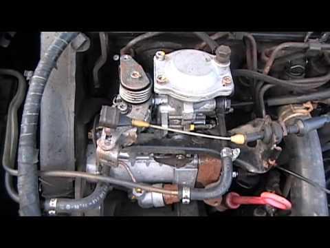 Performance Injector Pump (Stock Rebuild) 19L Turbo Diesel VW Engine (AAZ)  YouTube
