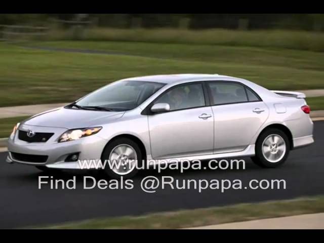 New Corolla Altis Video Grand Avanza Pilihan Warna Toyota 2009 Sale Watch