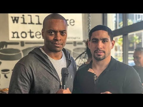 DANNY GARCIA: I'm HUNGRIER After LOSING! Talks Broner, Pacquiao, Spence, Crawford & M Garcia!