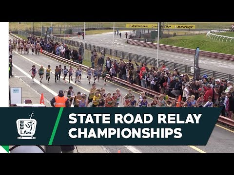 2017 State Road Relay Championships - Highlights // LAVicTV