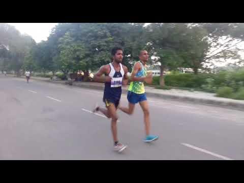 10km In 33 minutes In Gurgaon Mini Marathon Part 2 Finishing Universal runners marathon
