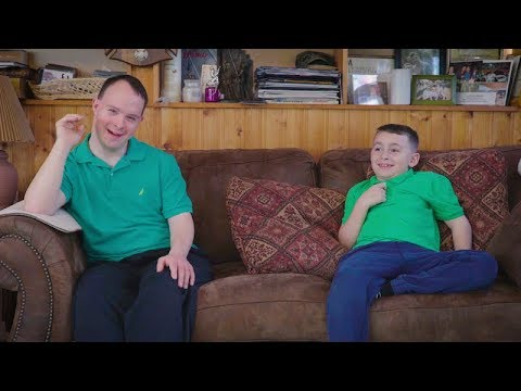 A Man with Down Syndrome's Special Bond with His Nephew through Theater | Iris