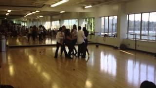 Salsa/Tango/Hiphop Dance 157 final at CSULA