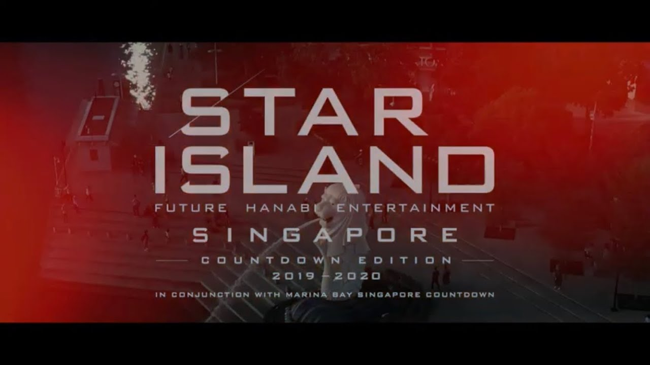 STAR ISLAND シンガポール公演