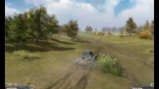 Men of War Gameplay Movie 06