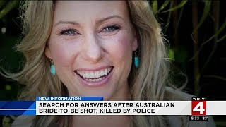 Bride-to-be shot, killed by police