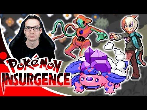Surprise Battle vs MUTANT Damian! Pokemon Insurgence Let's Play Episode 38