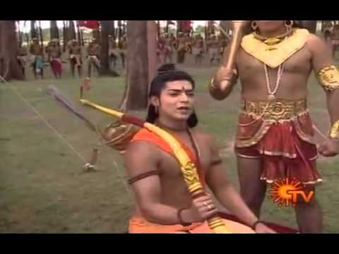 Sun tv ramayanam episode 52