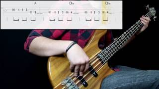 Duran Duran - Rio (Bass Only) (Play Along Tabs In Video)