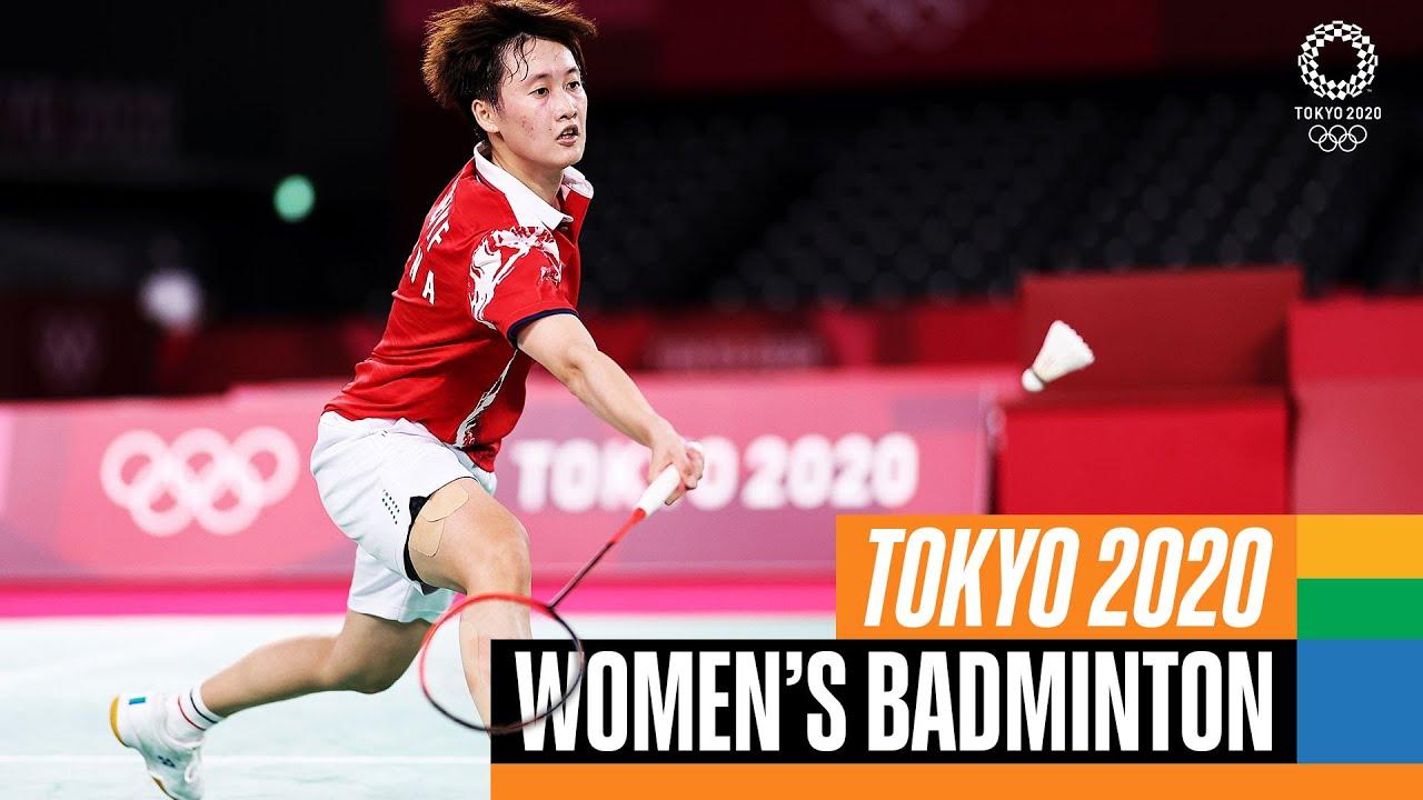 Download Women's Badminton 🏸 Gold Medal Match | Tokyo Replays