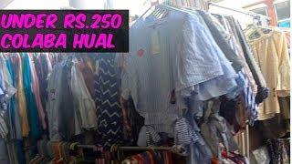 Everything Under Rs.250 COLABA CAUSEWAY HAUL (in hindi) || Namrata singh