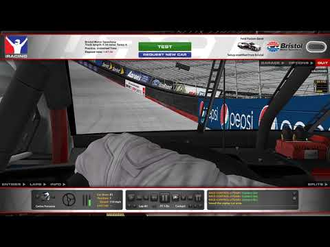iRacing Track Guides 2017 - Bristol Race 2