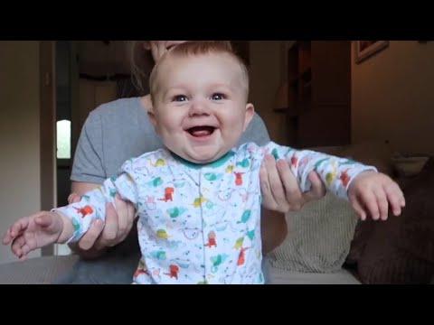 Cute Grateful Babies Video Compilation 2016
